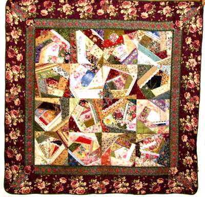 Heaven's Quilts Updated Website ⋆ Heaven's Quilts : history of crazy quilts - Adamdwight.com