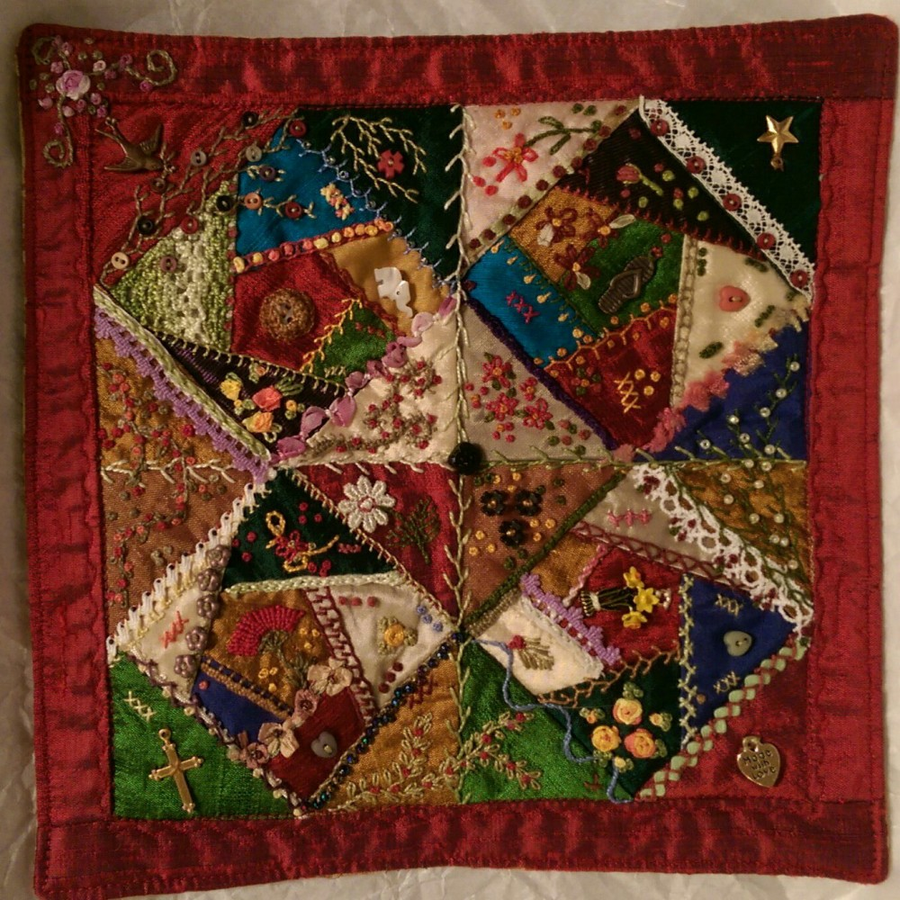 Crazy Quilts ⋆ Heaven S Quilts