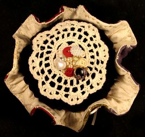 Pincushion Top